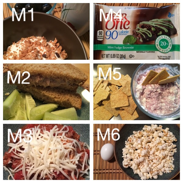 meal ideas 250c 55f 140p my fit healthy family