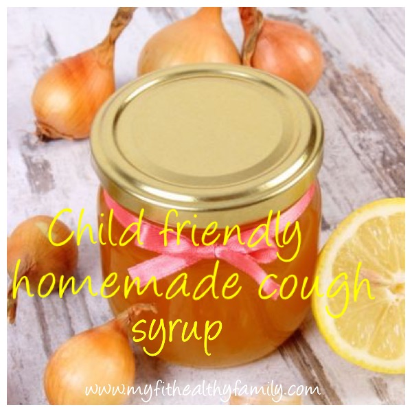 HOMEMADE COUGH SYRUP – My Fit Healthy